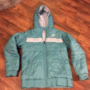 Nike Reversible Jacket Quilted 14